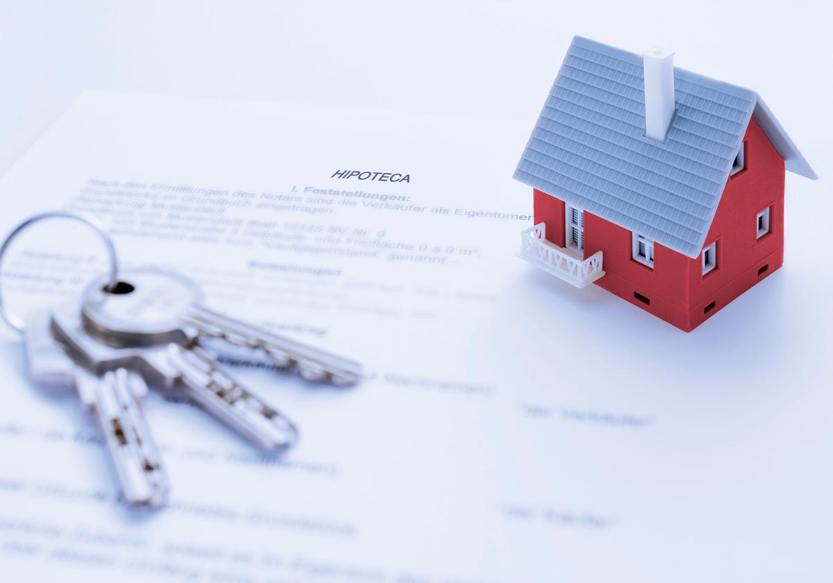 los seguros y las hipotecas