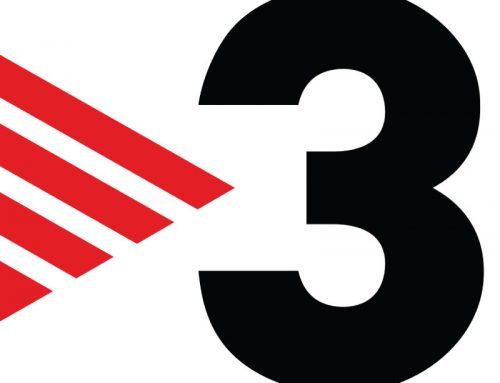 TV3 vuelve a visitar Tarinas Viladrich Bufete, por el nuevo reglamento de protección de datos