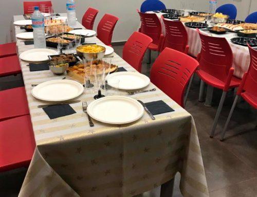 Nueva Cocina sede central Tarinas Calella