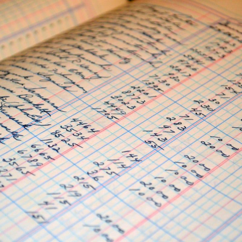 Sanciones por no depositar las cuentas anuales