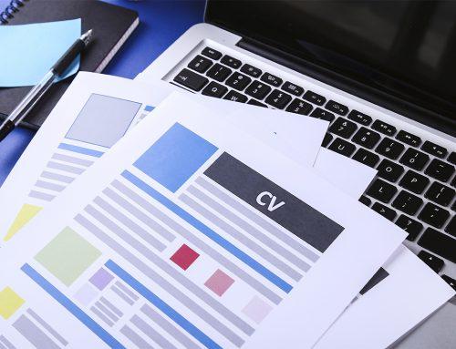 ¿Qué hacer cuando tu empresa recibe un curriculum?