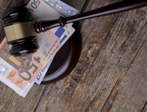 El Tribunal Constitucional impone a los Bancos a pagar las Costas Judiciales